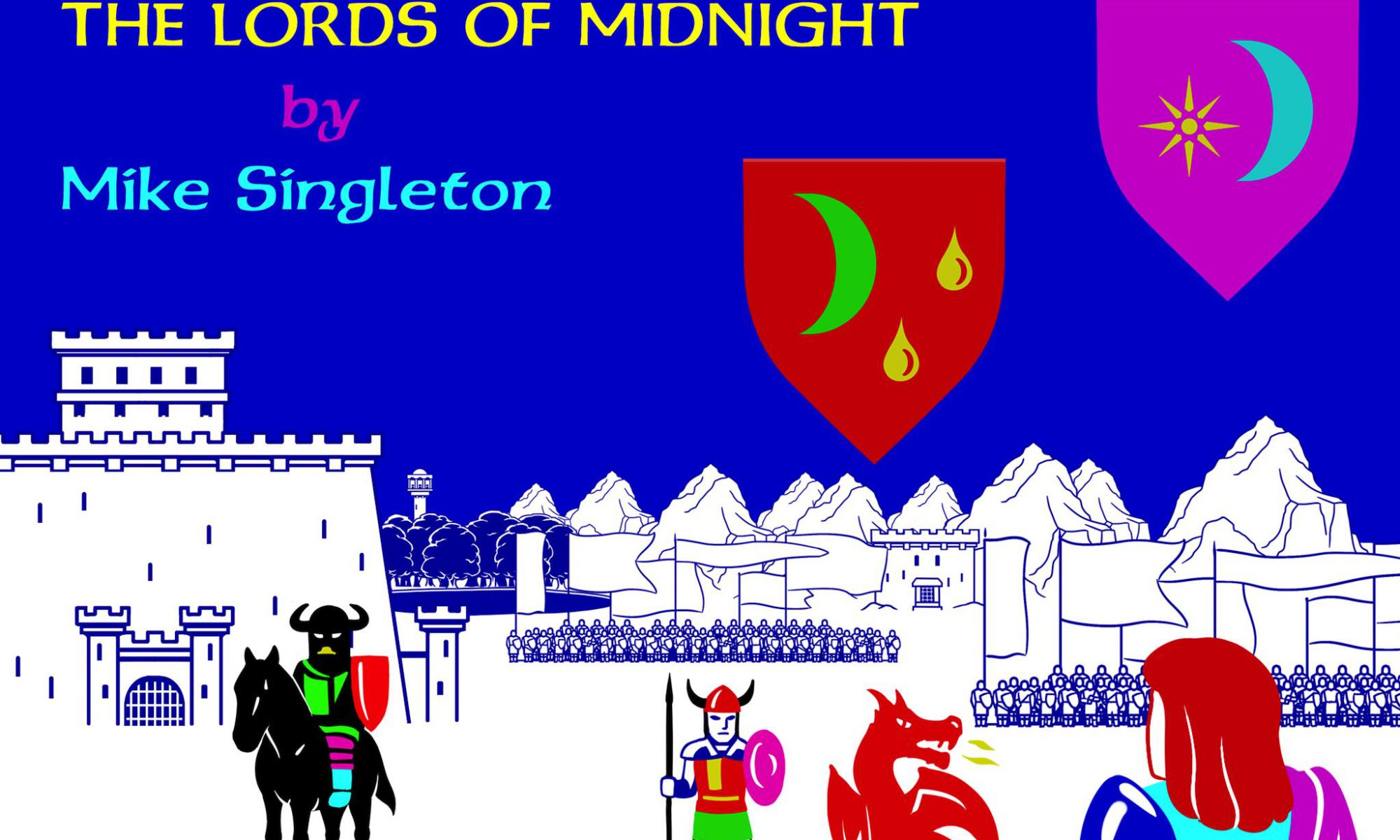 Play The Lords of Midnight for free