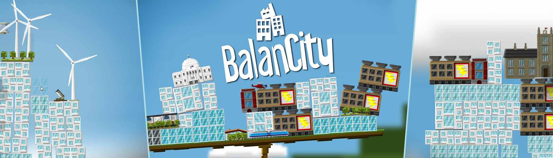 Play now for free Balancity