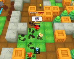 Play Bombergrounds: Battle Royale for free