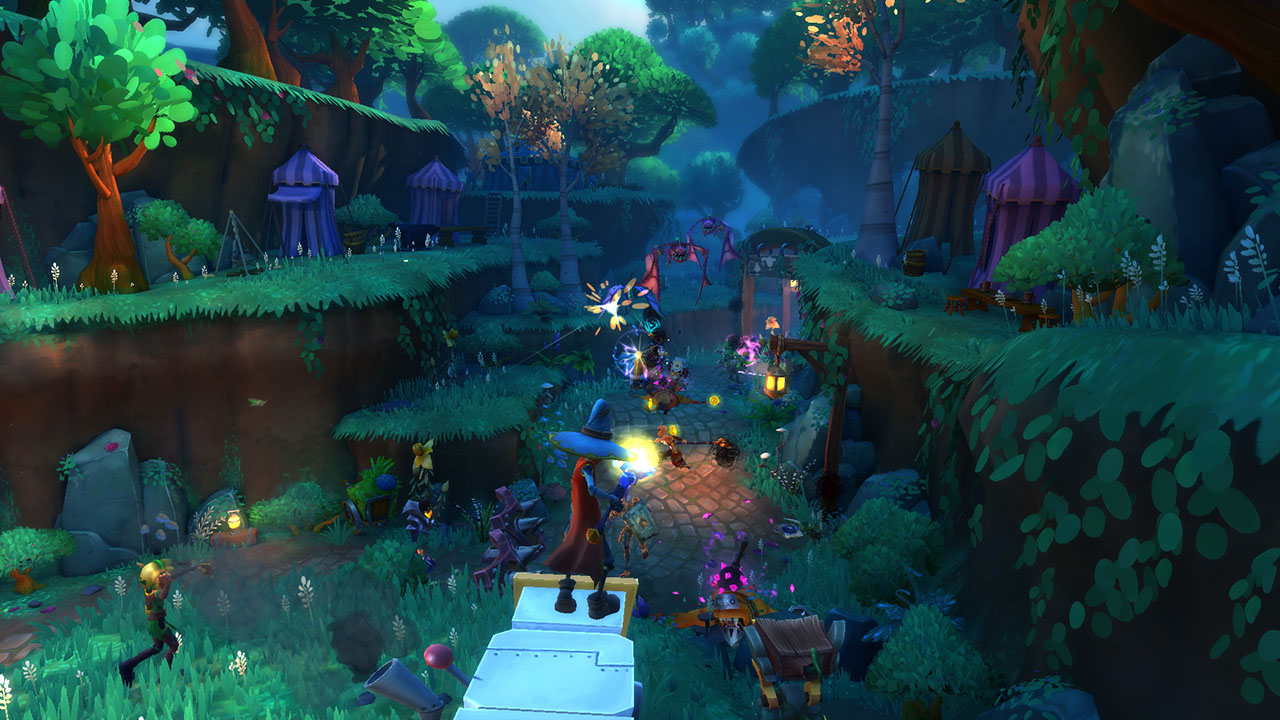 Play Dungeon Defenders II for free