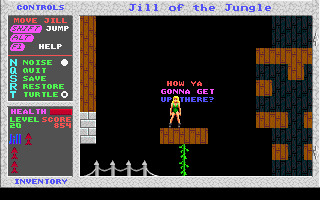 Play Jill of the Jungle: The Complete Trilogy for free
