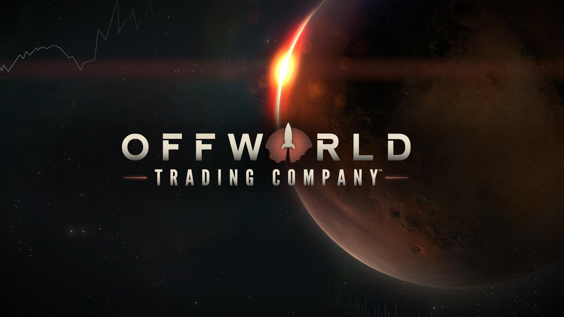 Claim Offworld Trading Company for free!
