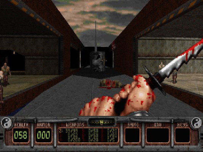 Play Shadow Warrior Classic Complete for free