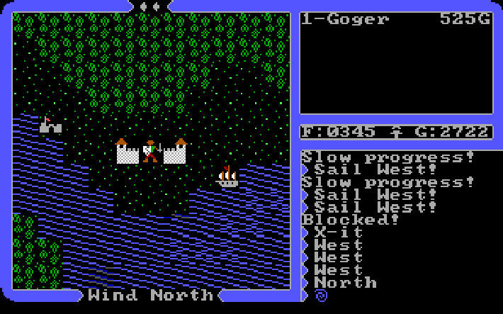 Play Ultima 4: Quest of the Avatar for free