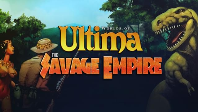Play Worlds of Ultima The Savage Empire for free