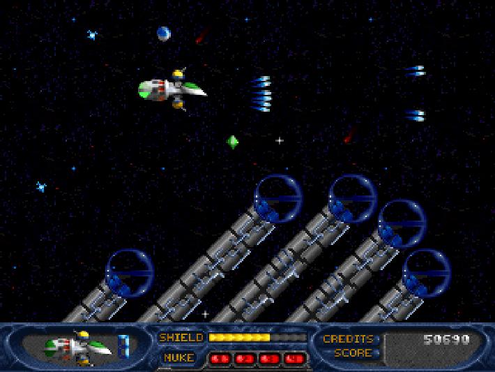 Play Stargunner for free