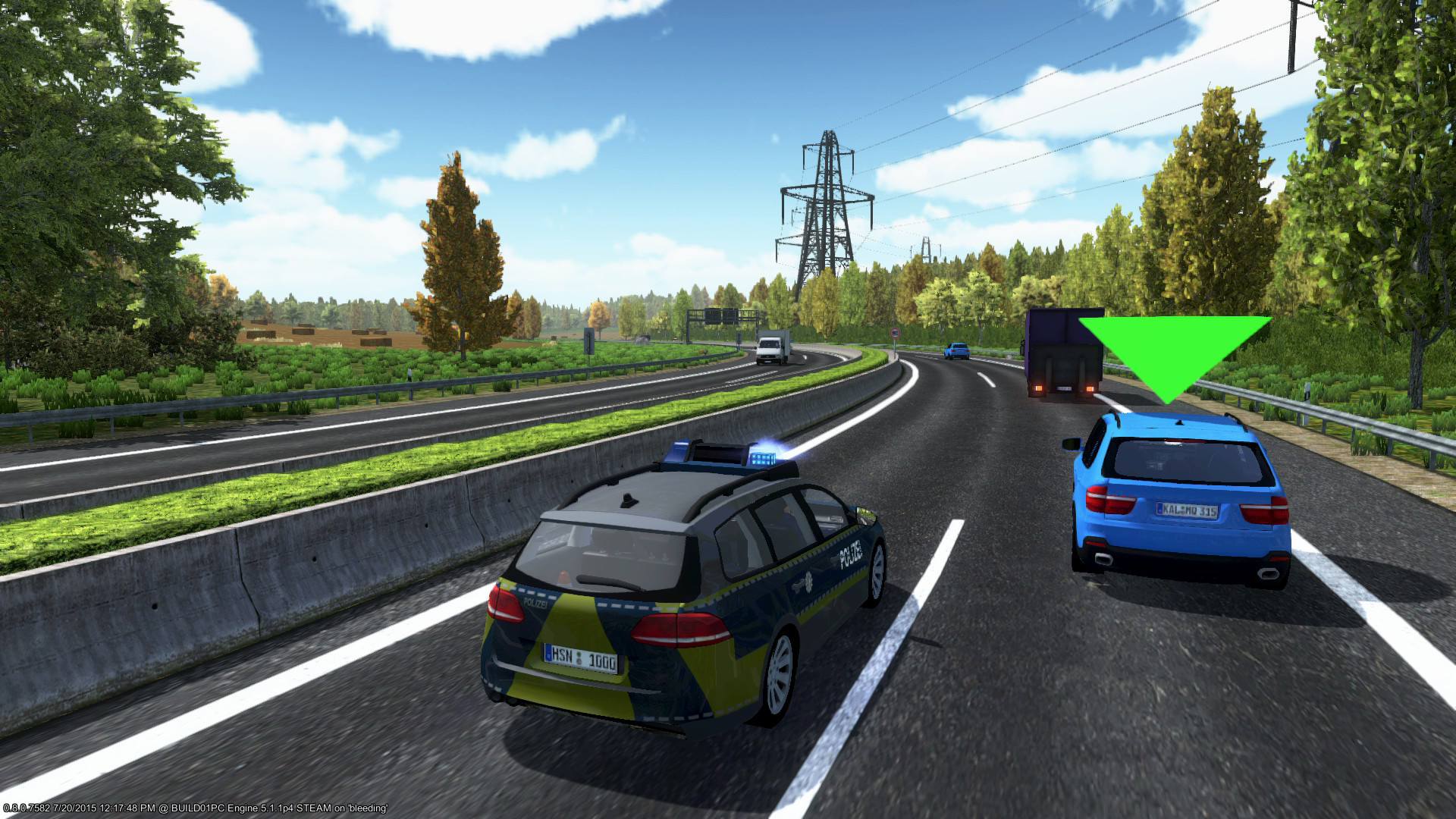 Claim Autobahn Police Simulator for free
