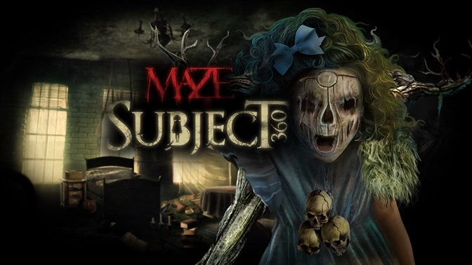 Claim Maze: Subject 360 for free