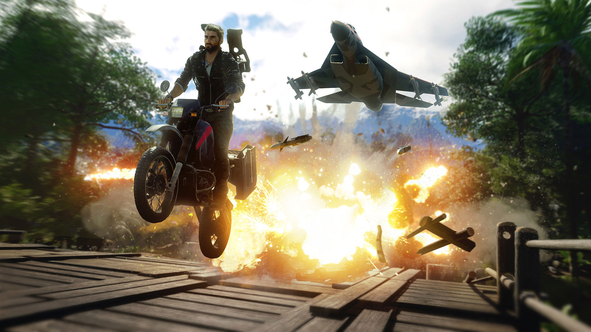 Claim Just Cause 4 for free