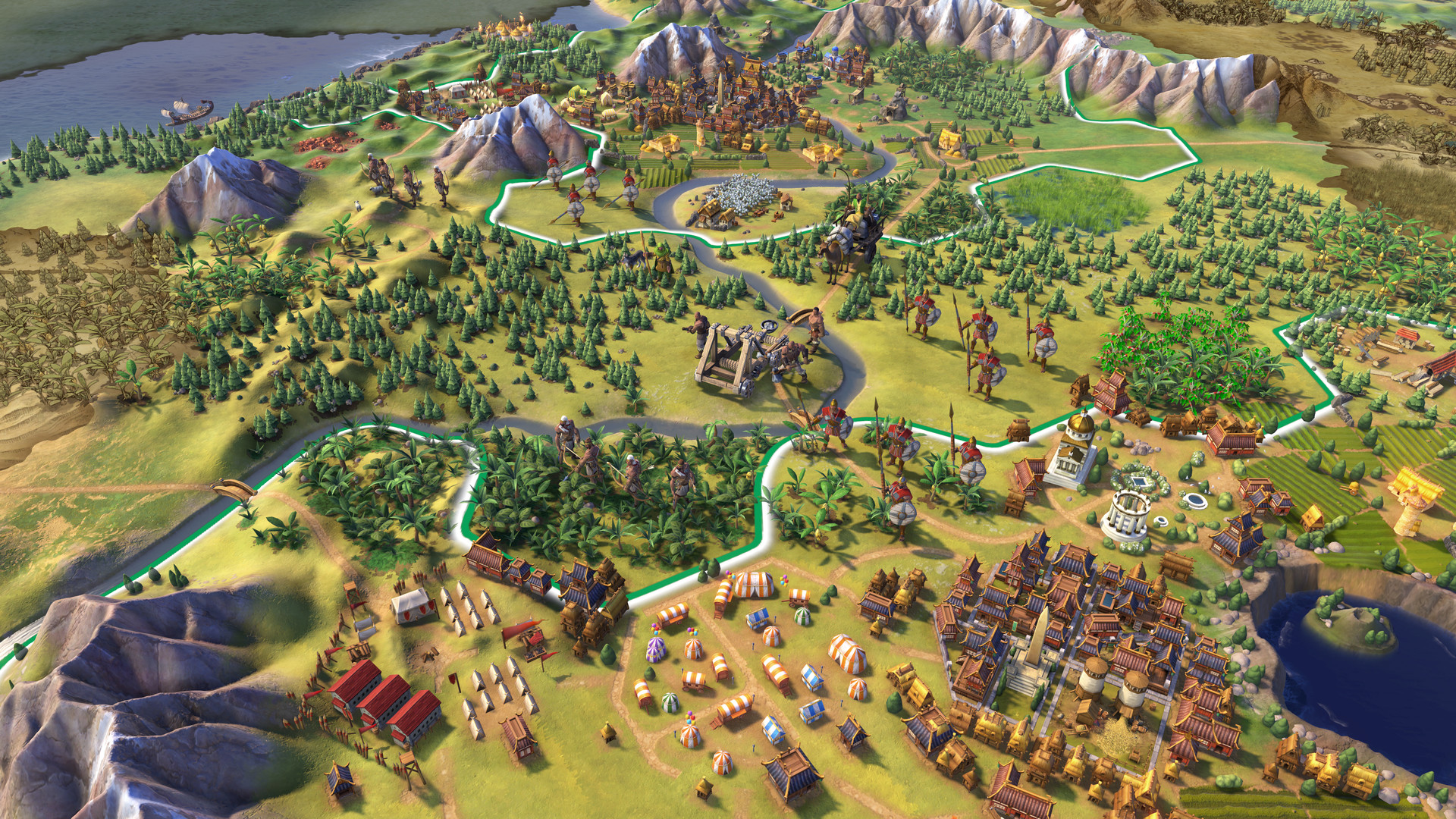 Claim Sid Meier's Civilization VI for free