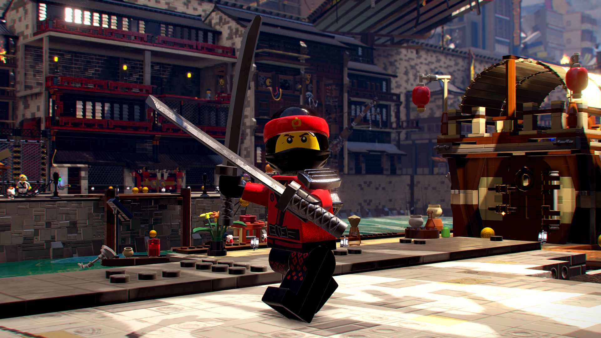 Claim The LEGO® NINJAGO Movie Video Game for free