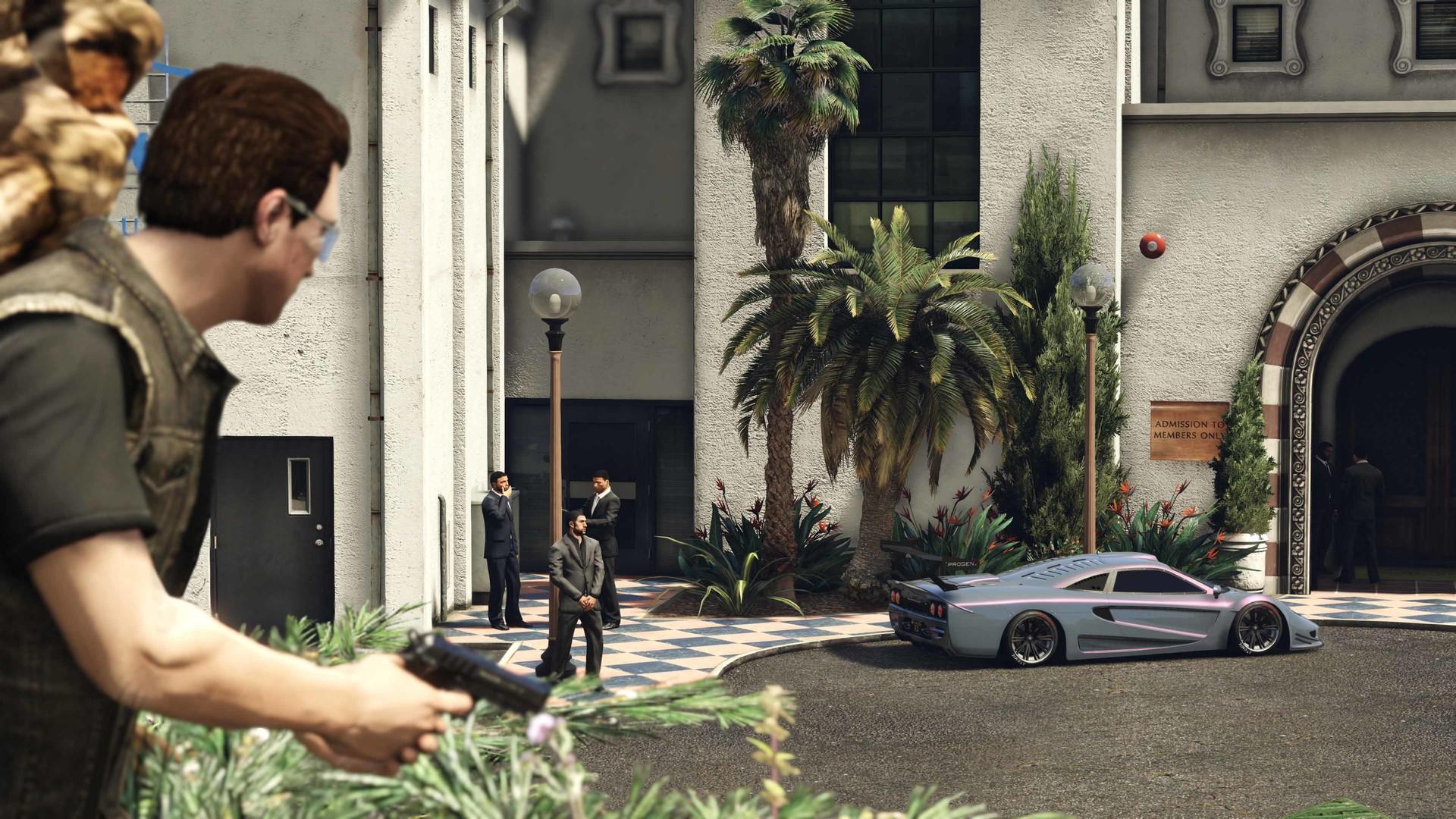 Claim GTA 5 - Grand Theft Auto 5 Premium Edition for free