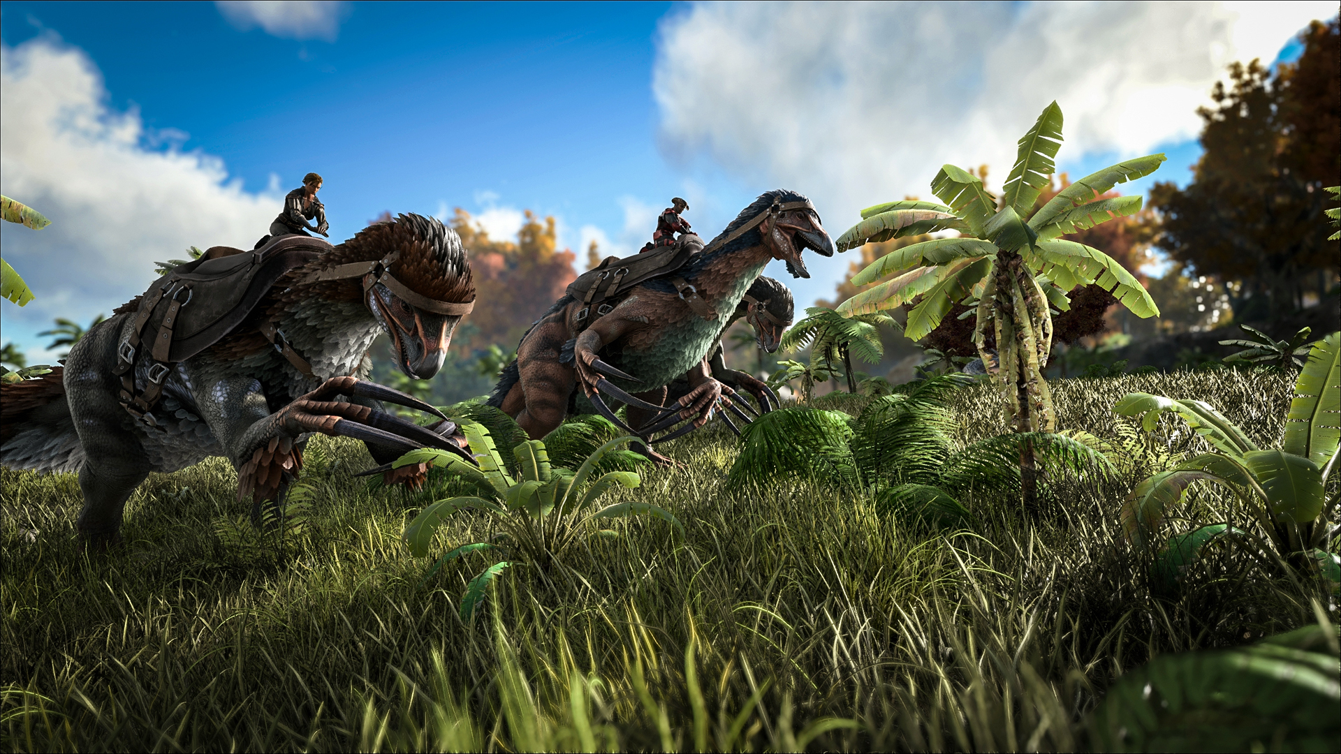 Claim ARK: Survival Evolved for free