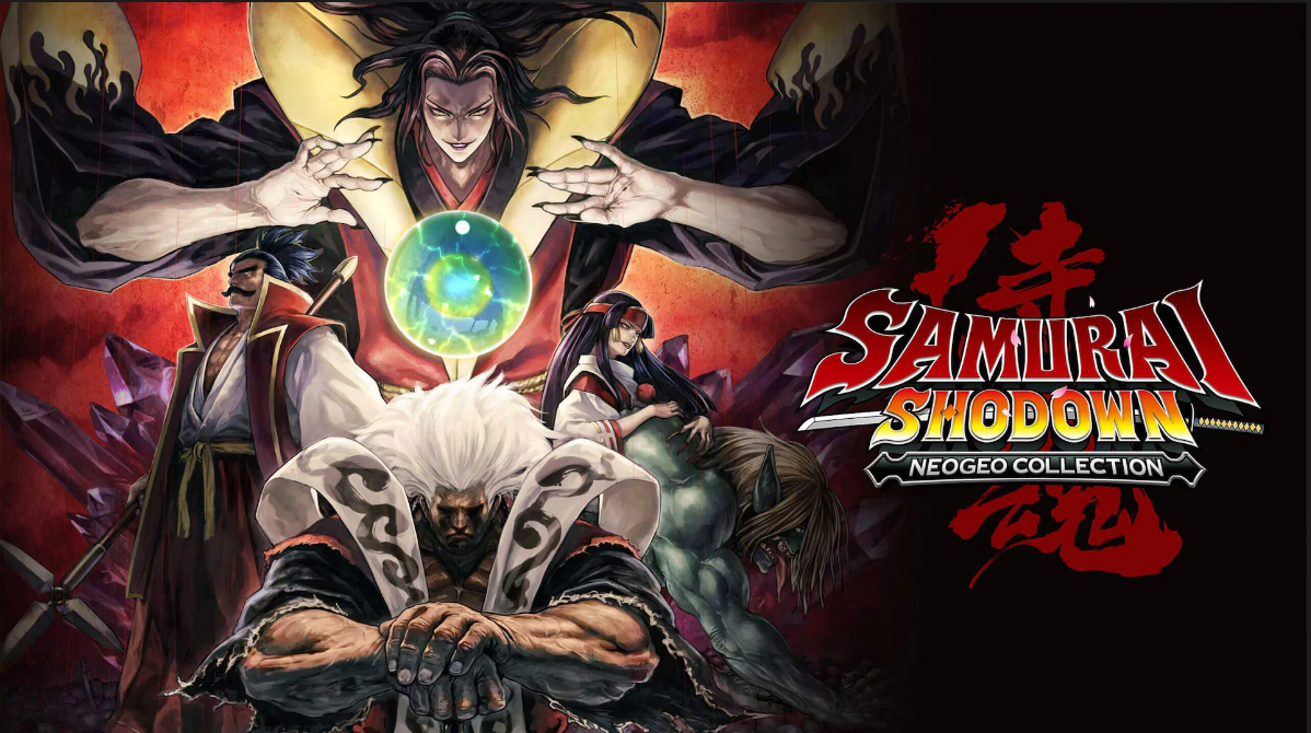 Claim SAMURAI SHODOWN NEOGEO COLLECTION for free