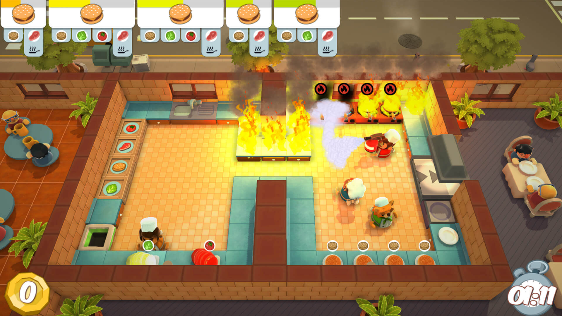 Claim Overcooked for free