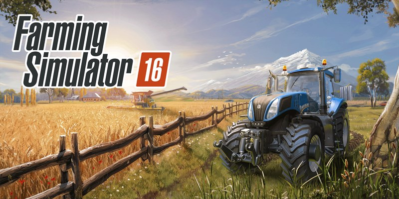 Claim Farming Simulator 16 for free