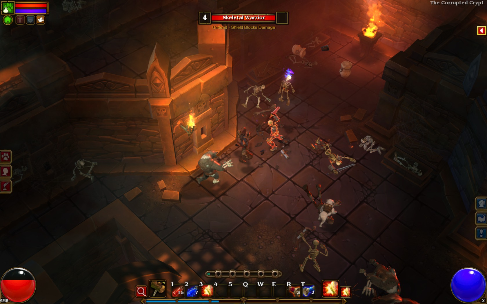 Claim Torchlight II for free