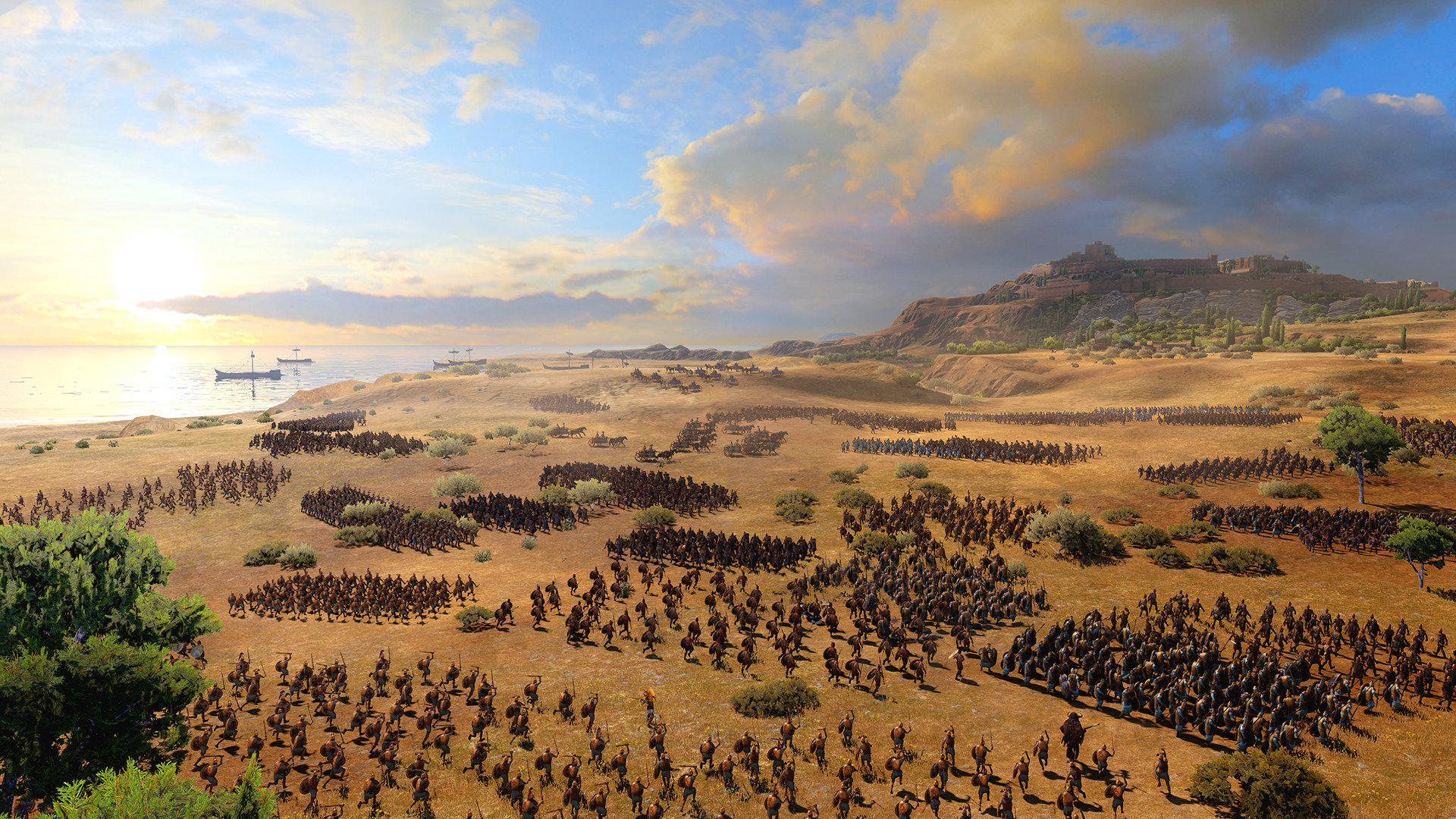 Claim A Total War Saga: TROY for free