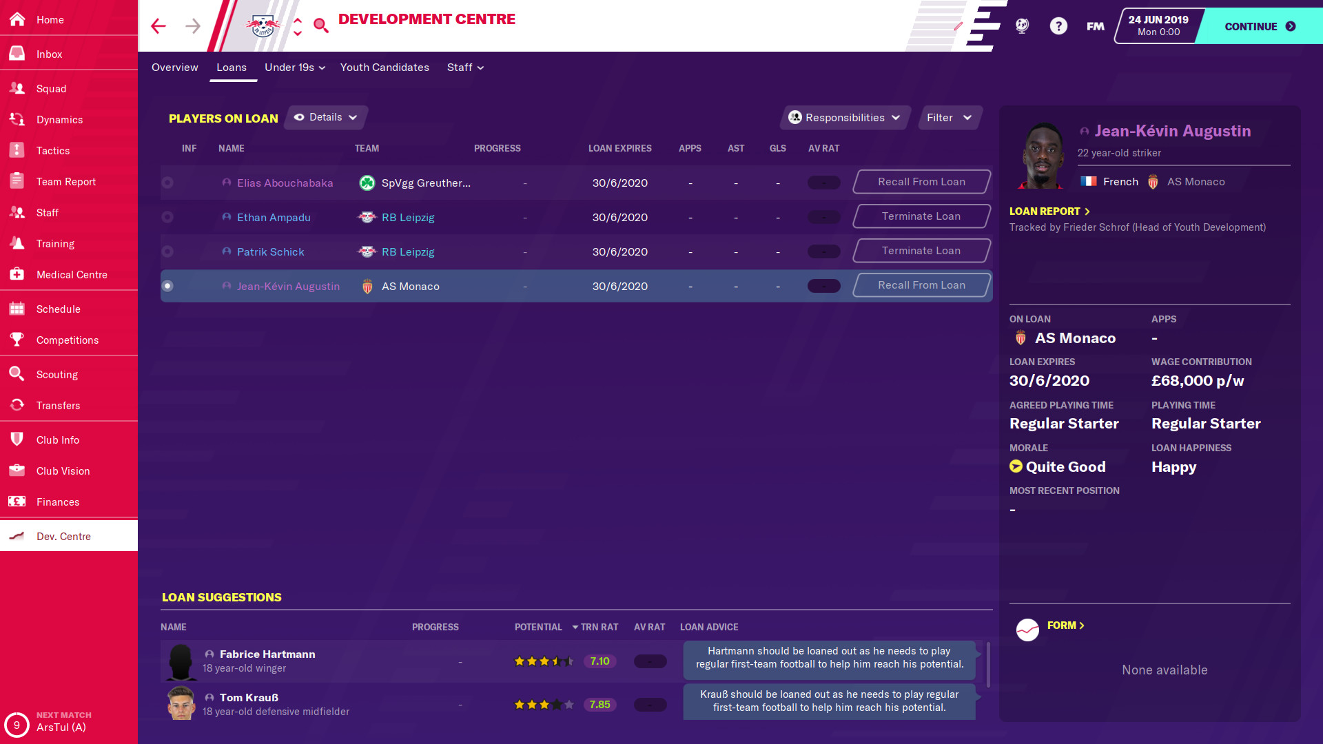 Claim Football Manager 2020 for free