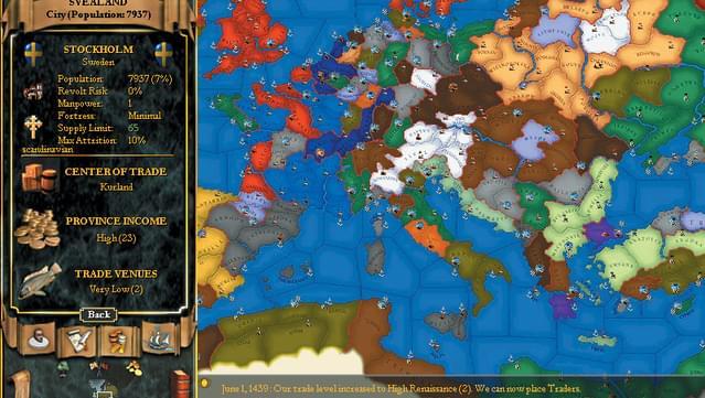 Claim Europa Universalis II for free