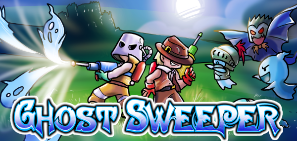 Claim Ghost Sweeper for free