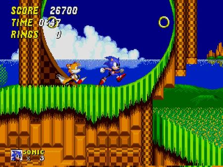 Claim Sonic The Hedgehog 2 for free