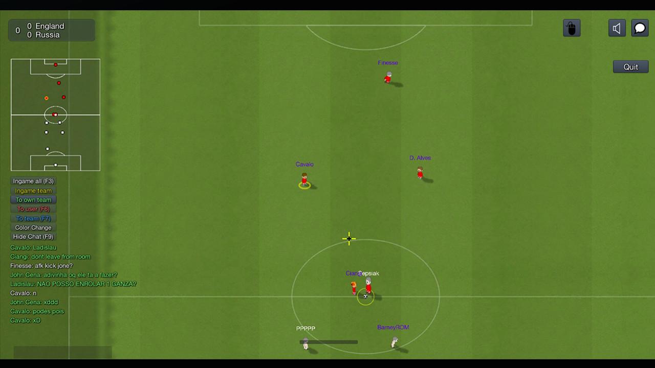 World of Soccer RELOADED
