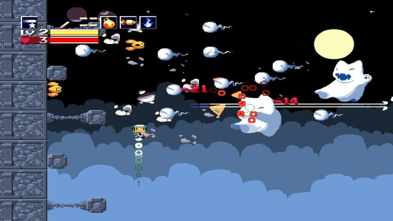 Claim Cave Story+ for free