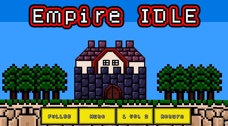 Claim empire-idle for free