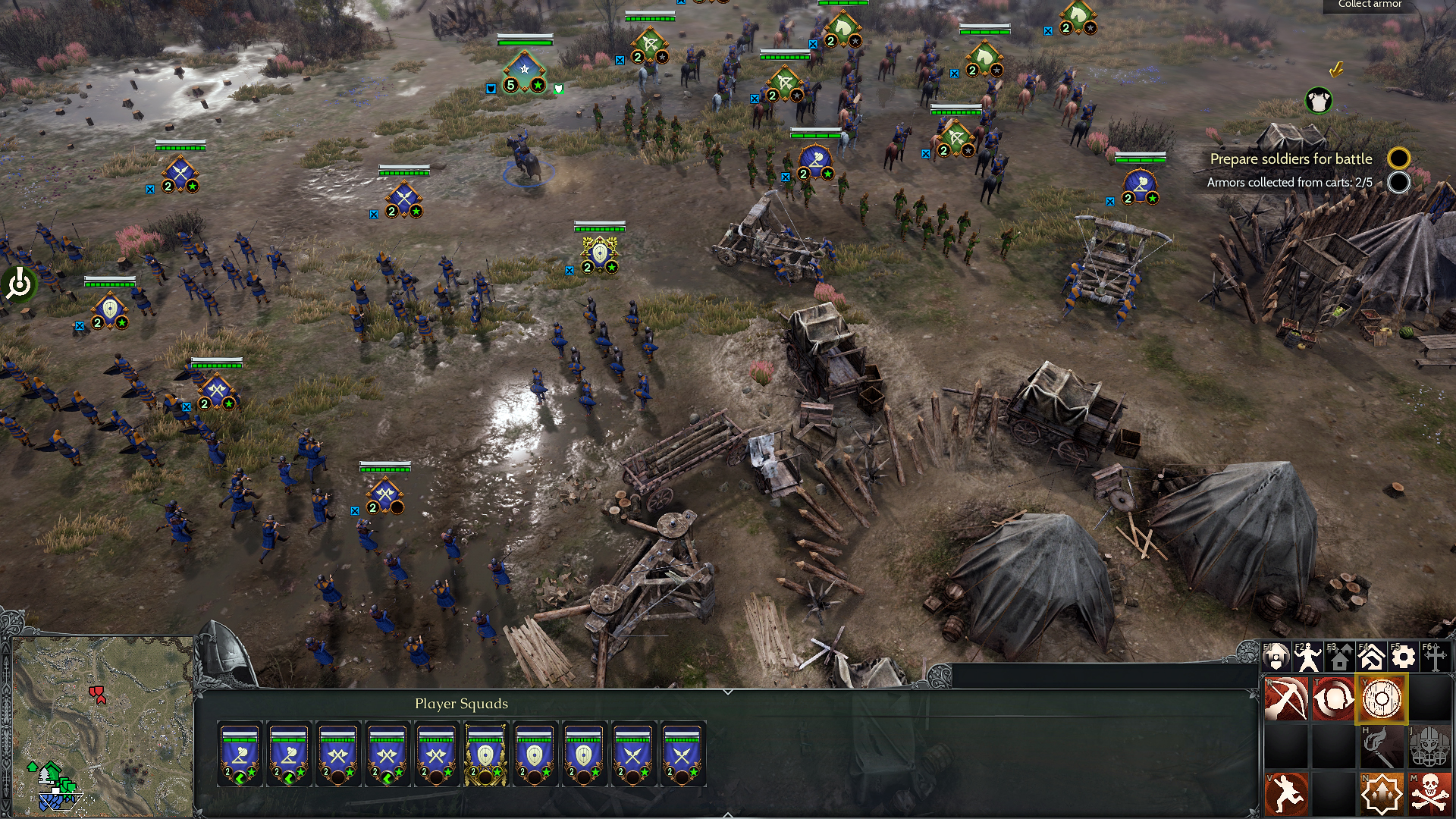 Claim Ancestors Legacy Free Peasant Edition for free