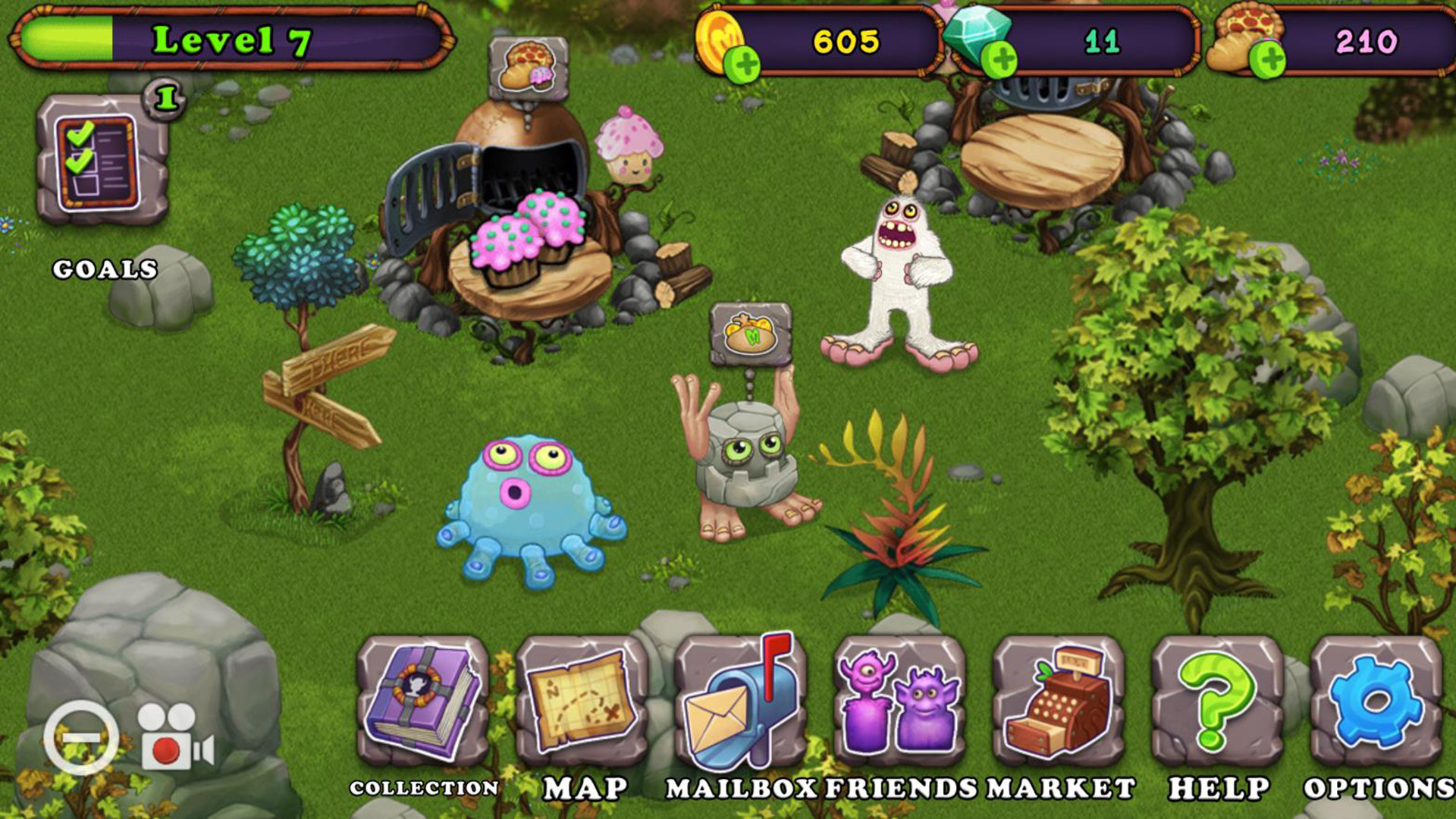 Claim My Singing Monsters for free