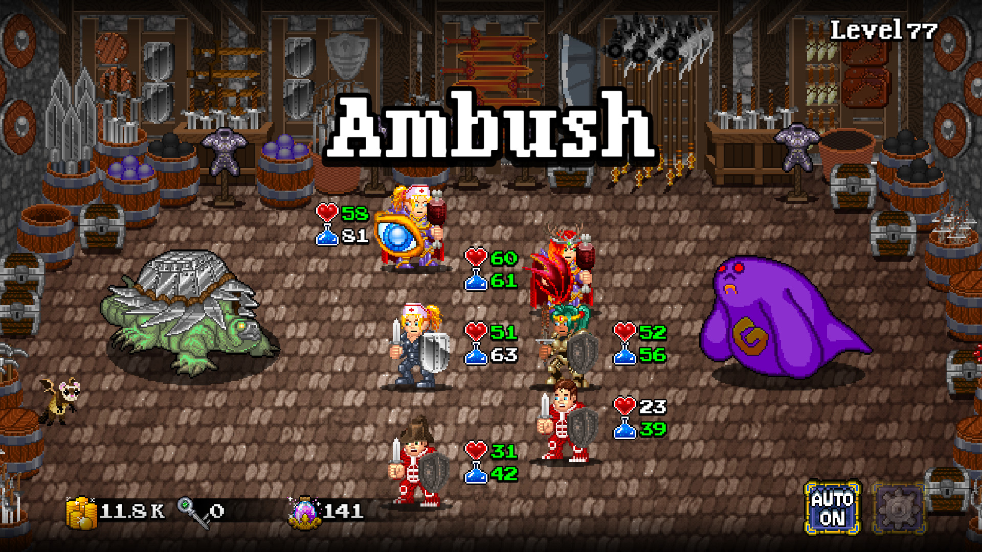 Claim Soda Dungeon 2 for free