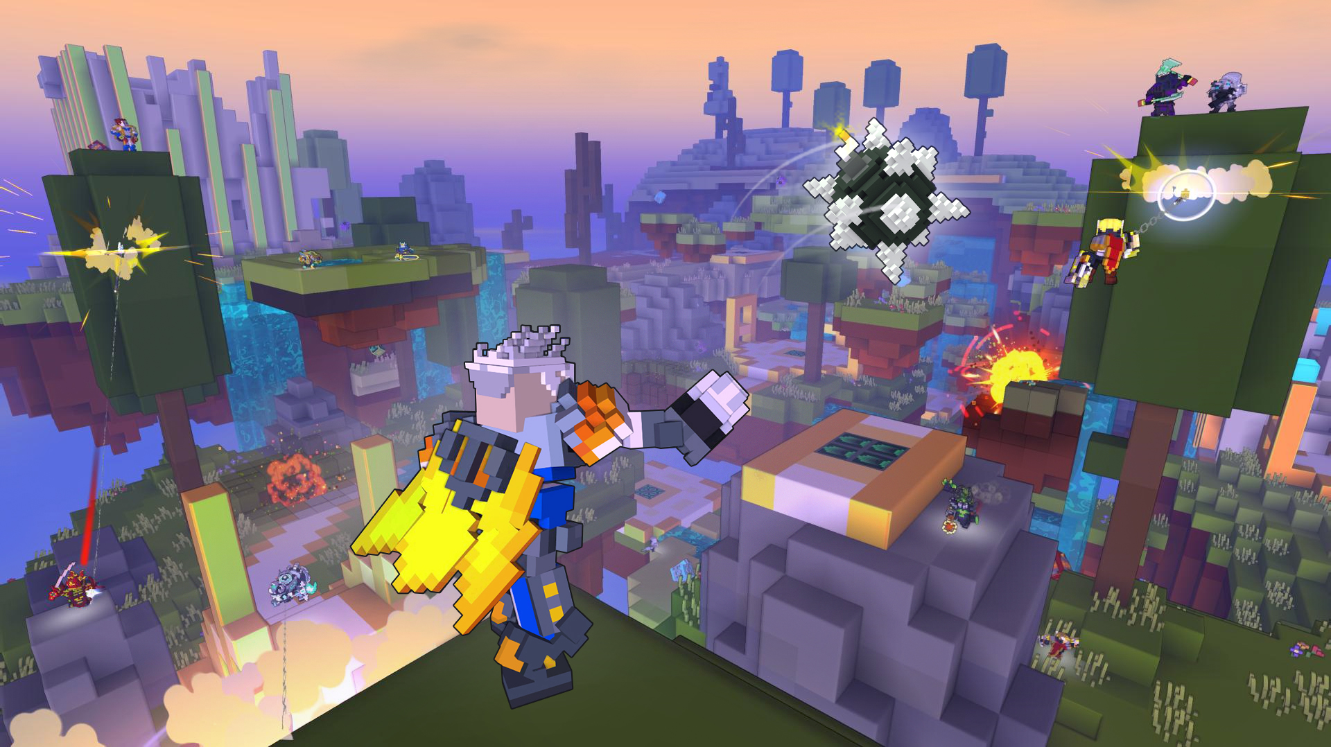 Claim Trove for free