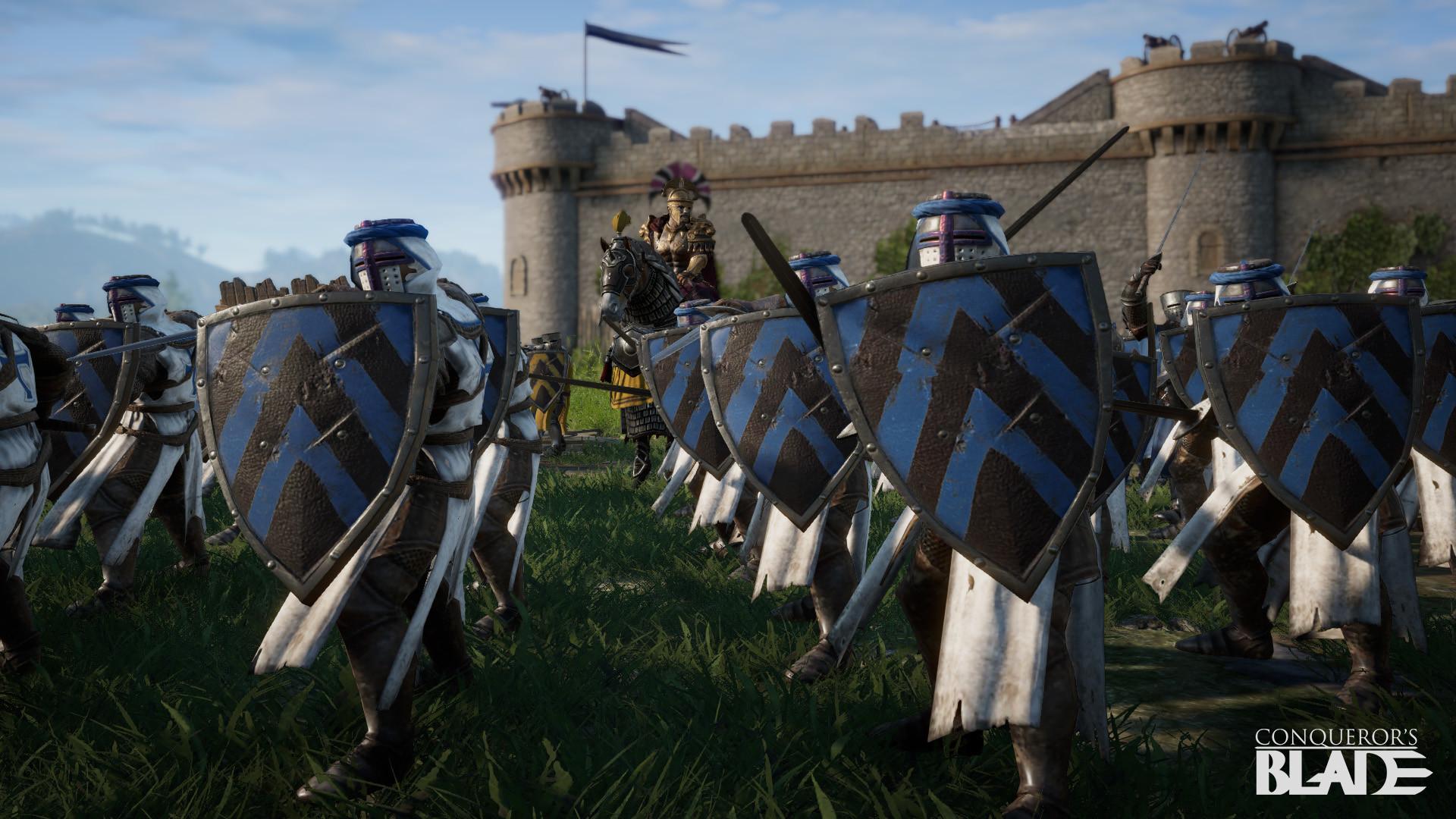 Claim Conqueror's Blade for free