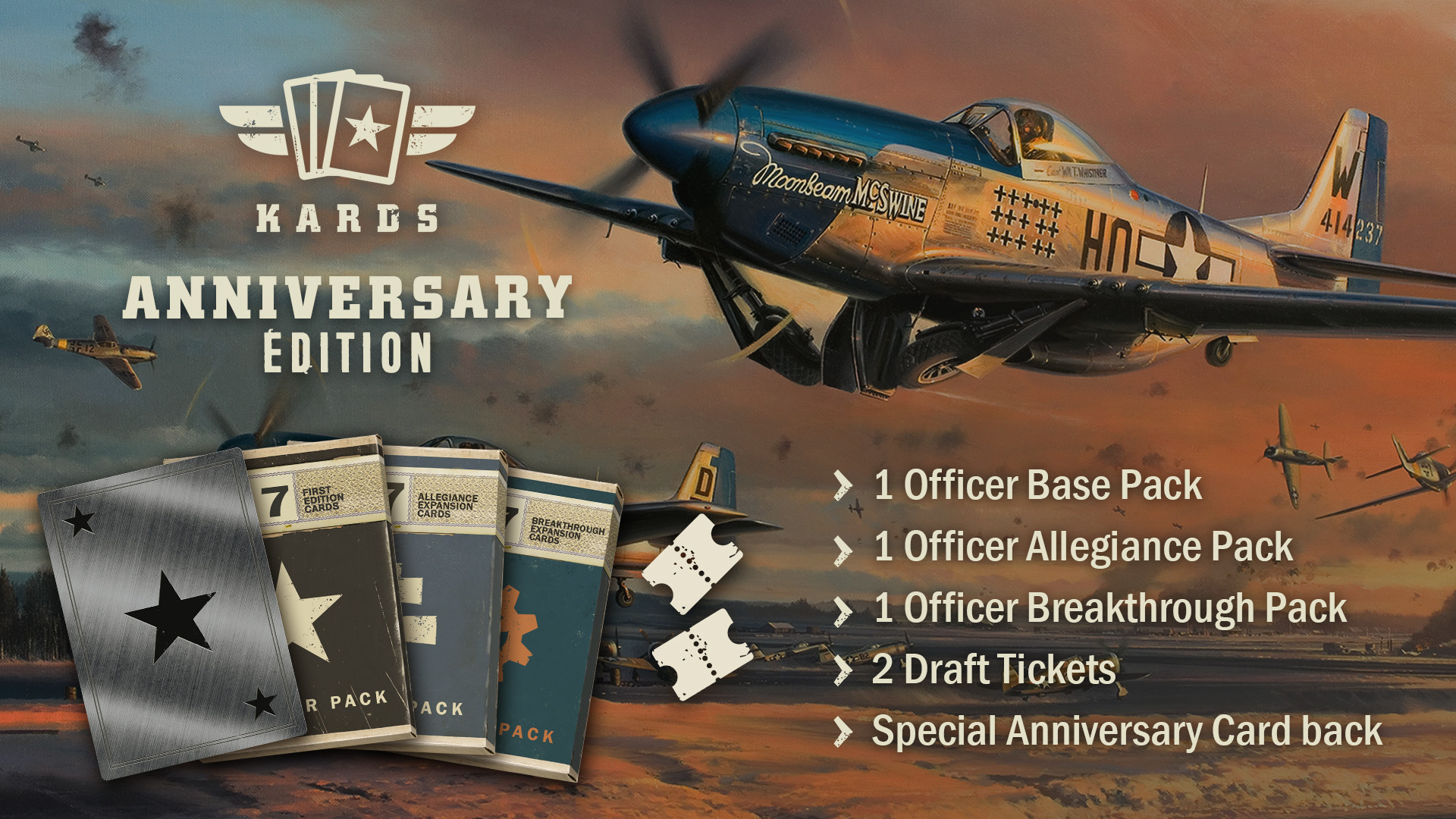 Claim KARDS - Anniversary Edition for free