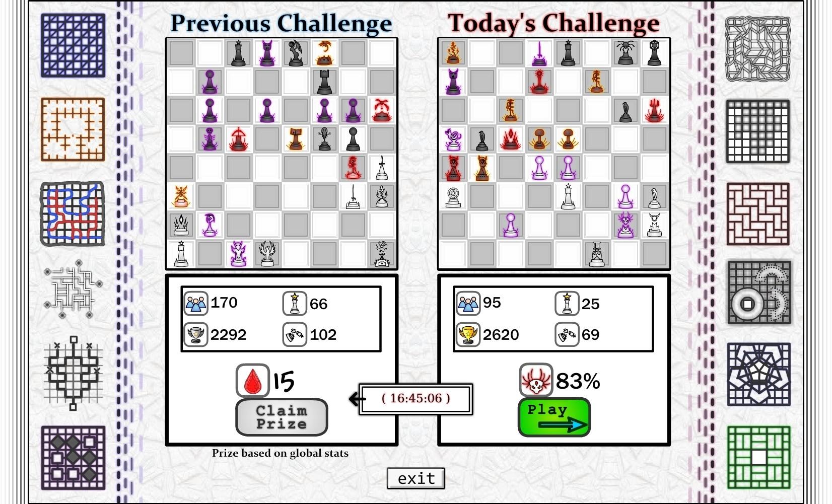 Claim Chess Evolved Online for free