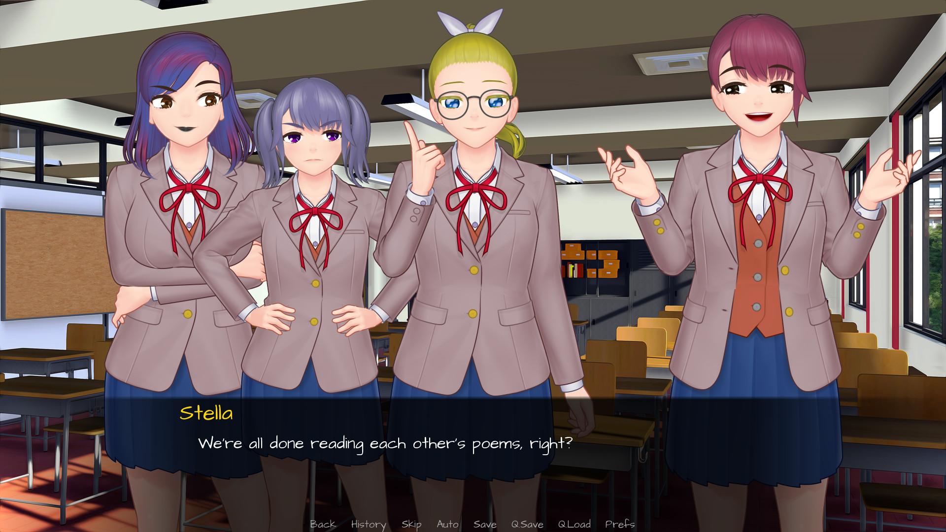 Claim After School Murder Club!! for free