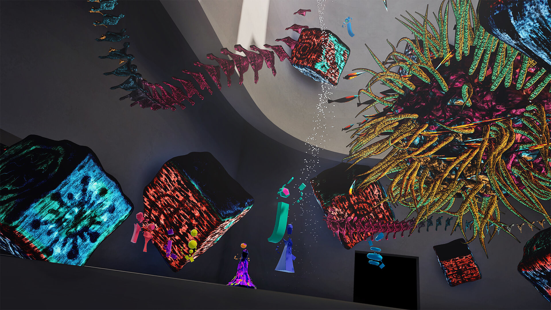 Claim Museum of Other Realities for free