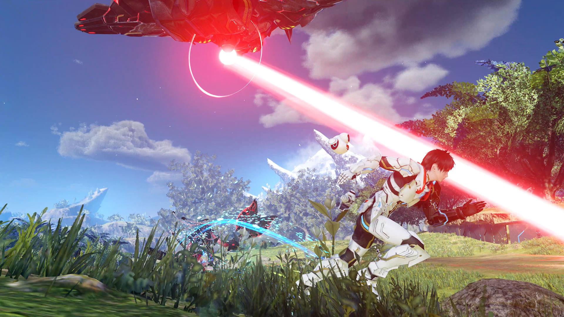 Claim Phantasy Star Online 2 New Genesis for free