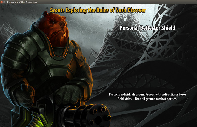 Claim Remnants of the Precursors for free