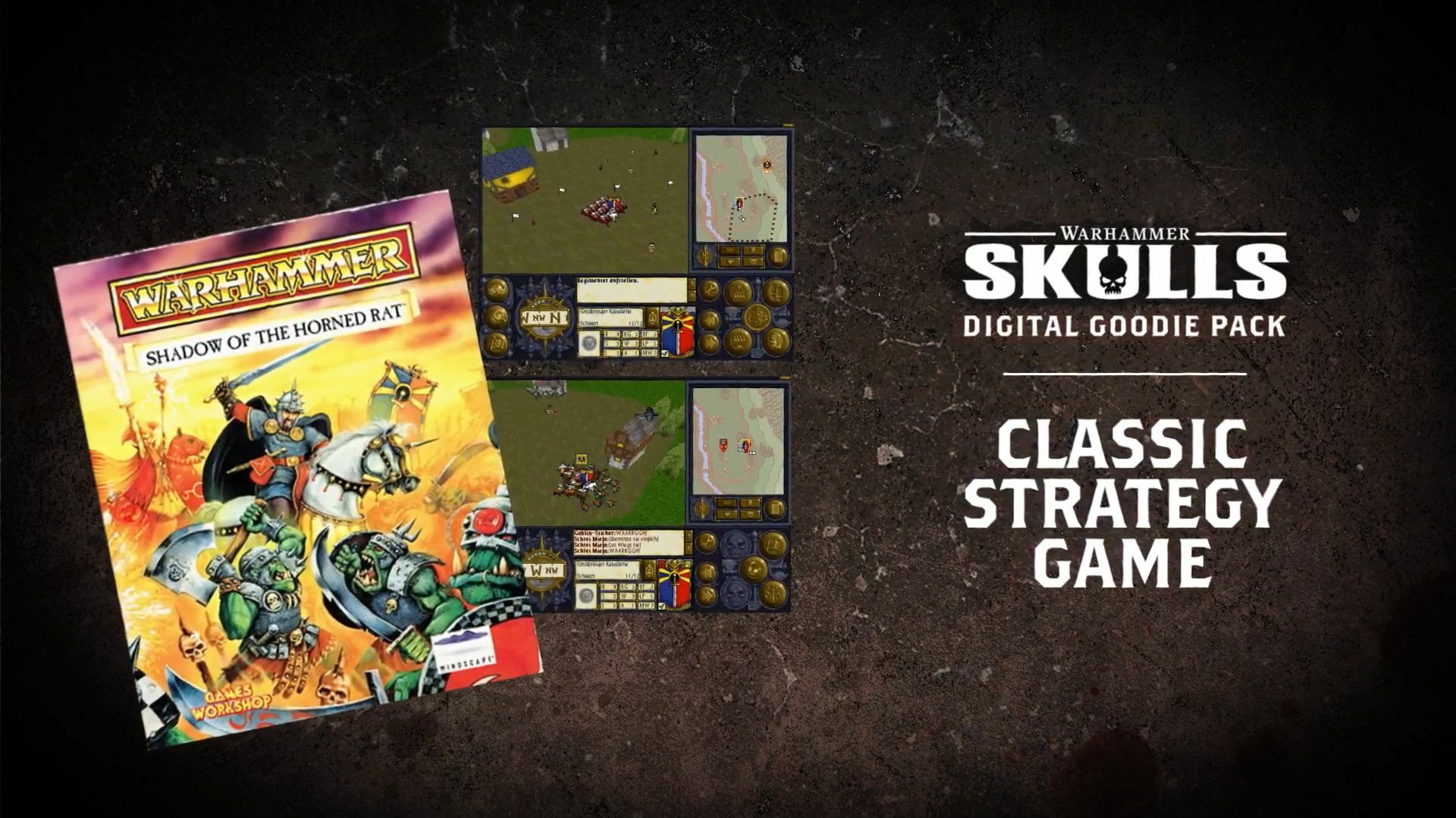 Claim Warhammer: Shadow of the Horned Rat + Warhammer Skulls Digital Goodie Pack for free