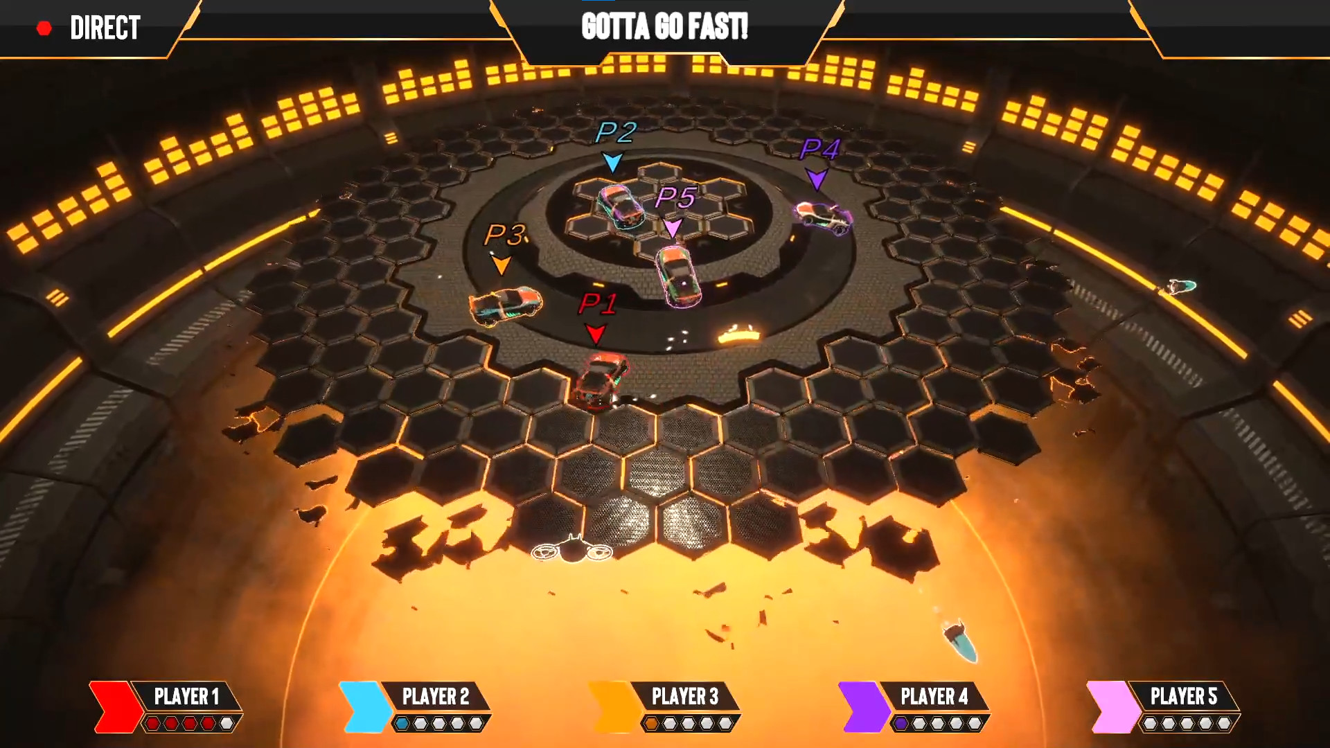 Claim Hexagon Knockout for free