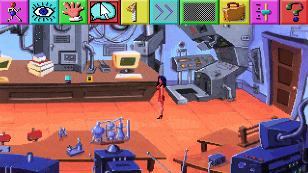 Claim Leisure Suit Larry 5 for free