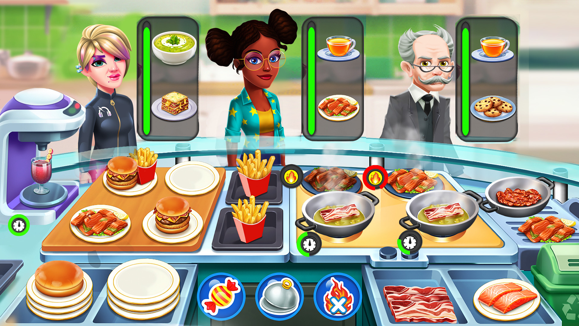 Claim Star Chef 2: Cooking Game for free