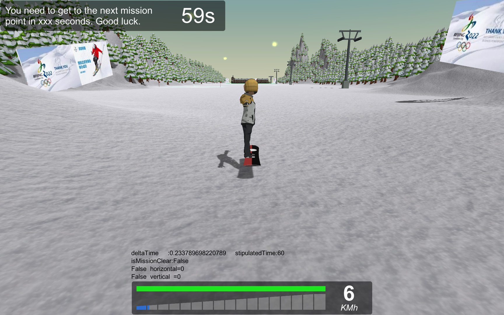 Claim snowboarding for free