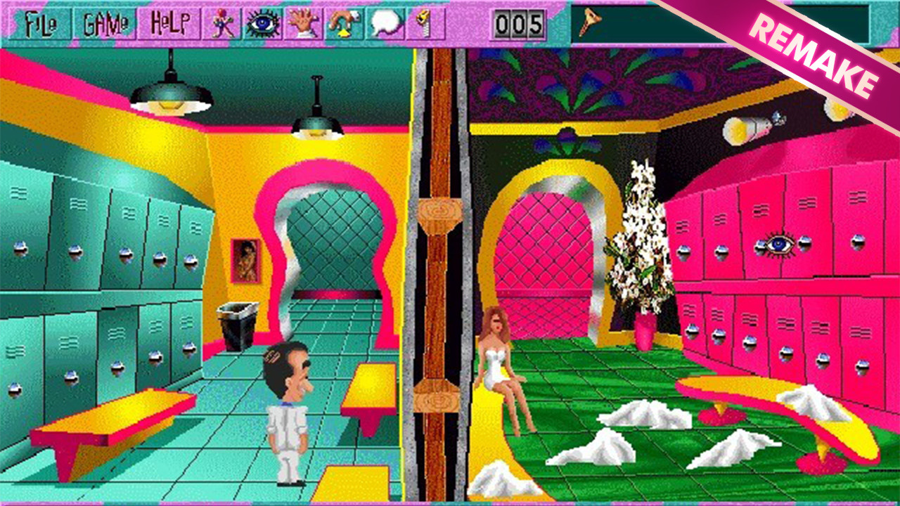 Claim Leisure Suit Larry 6 - Shape Up Or Slip Out for free
