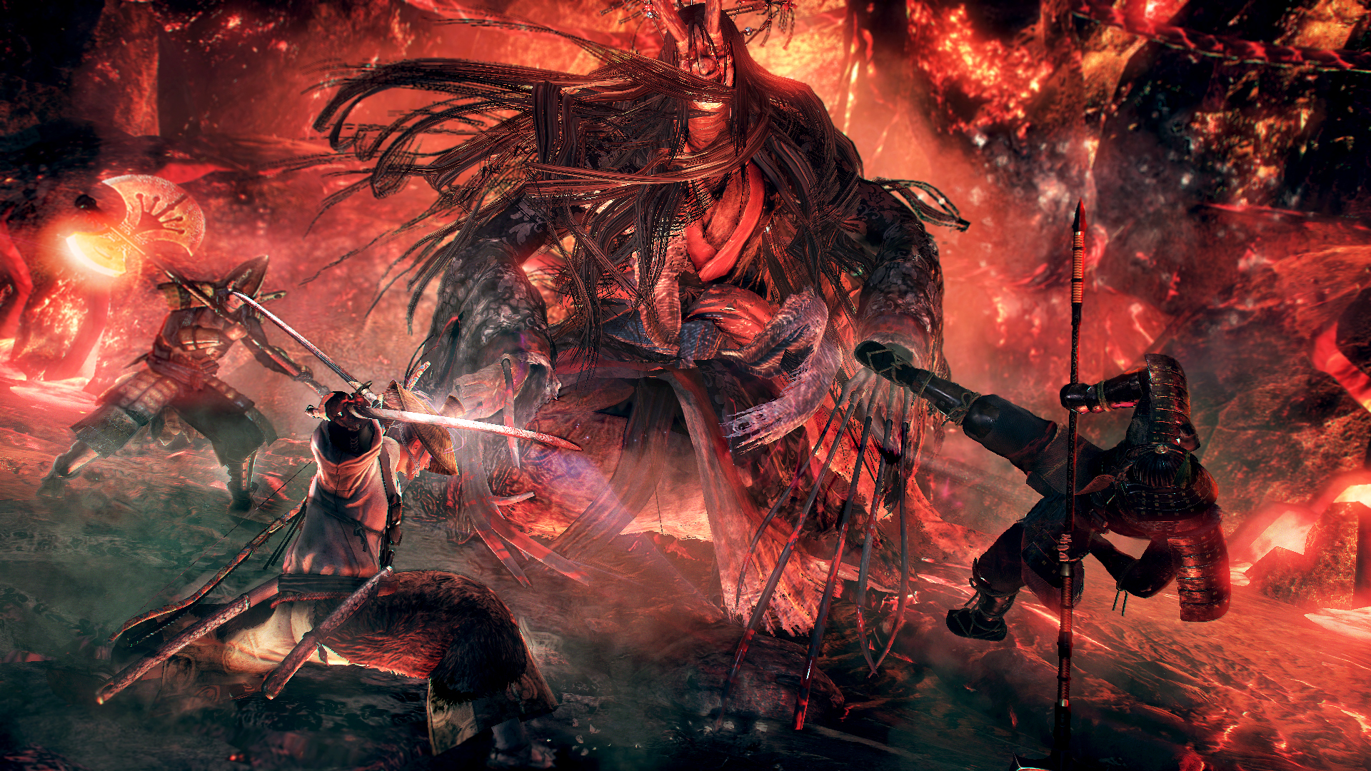 Claim Nioh: The Complete Edition for free