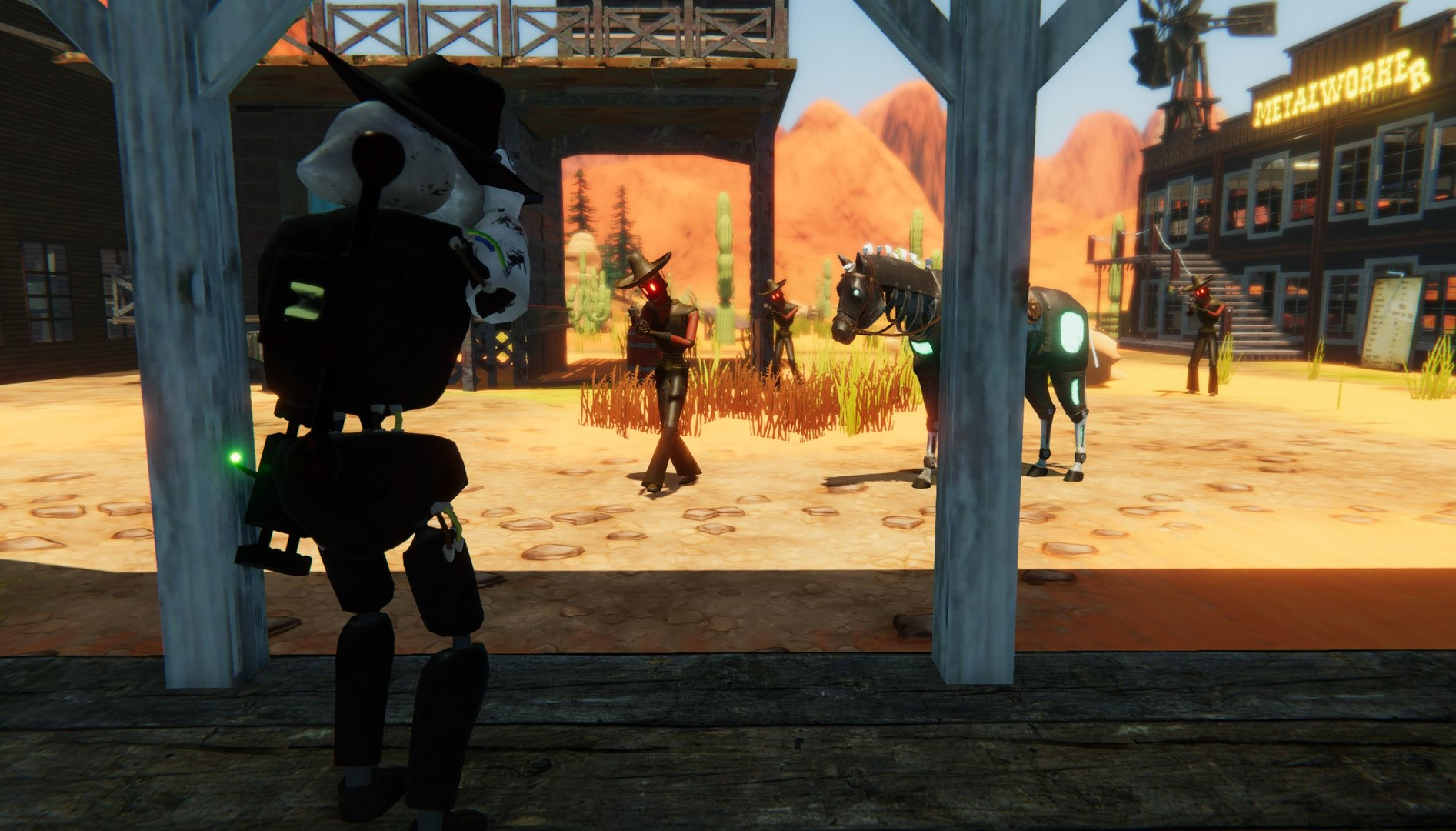 Claim Rust 'n Dust for free