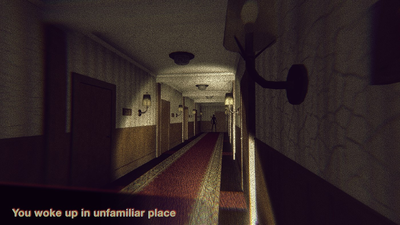 Claim Shining Hotel - Lost in Nowhere Horror for free