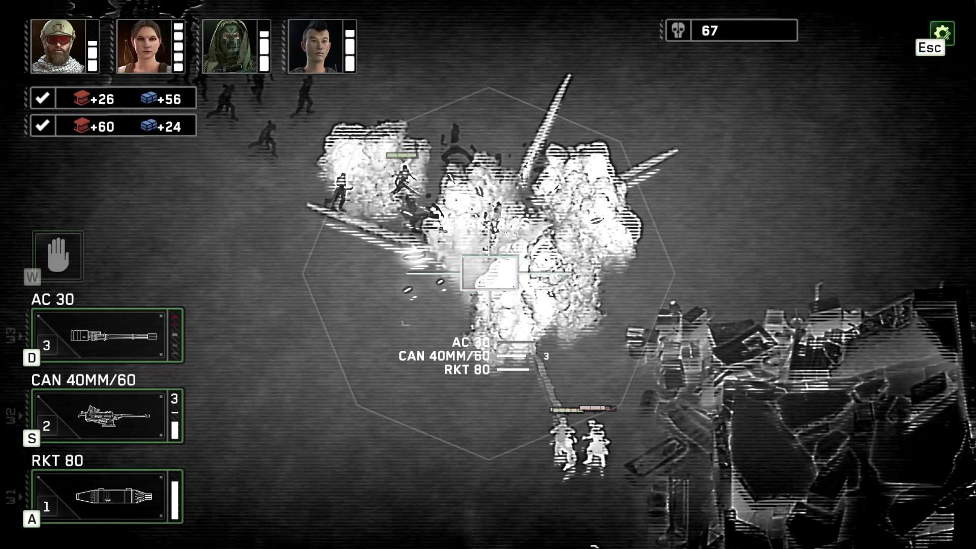 Claim Zombie Gunship Survival for free
